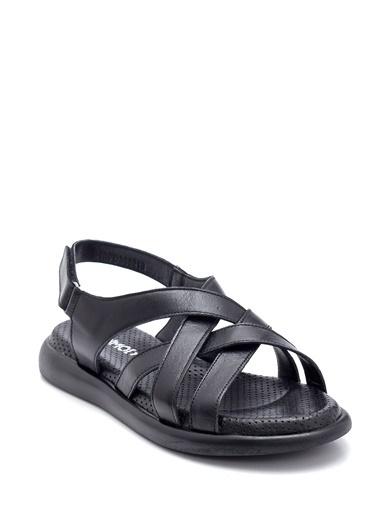 Derimod Kadın Sandalet (52) Konfor Siyah